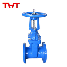 Full open gate valve rising stem flange standard specifications picture