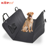 Waterproof 600D Anti Slip Rear Pet Seat Cover Hammock Protector Dog Car Seat Cover For Cars Suvs