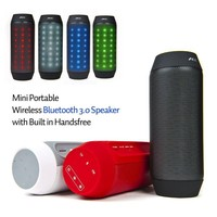Portable Support Bluetooth Speaker TF Card Mini Bluetooth Speaker,Hi-Fi Wireless Bluetooth Speaker with FM Radio