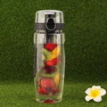 china mlife plastic new fruit infusion bottle water bottle bpa free with custom logo brand