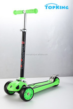 adult big wheel scooter / folding kick scooter for adults