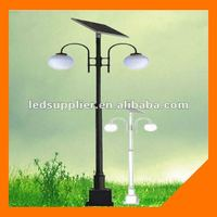 70W Solar Enery Outside Lighting Solar LED Light Garden IP65 With 2*10W LED Power