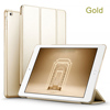 wholesale colorful leather stand case for ipad air smart leather case with retail packing , for ipad air smart cover