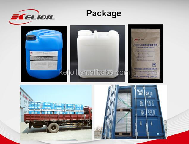 Oil Well Chemical Cementing--Kelioil Halad-600E+ similar AMPS Polymer Fluid Loss Additive FLC CG610S