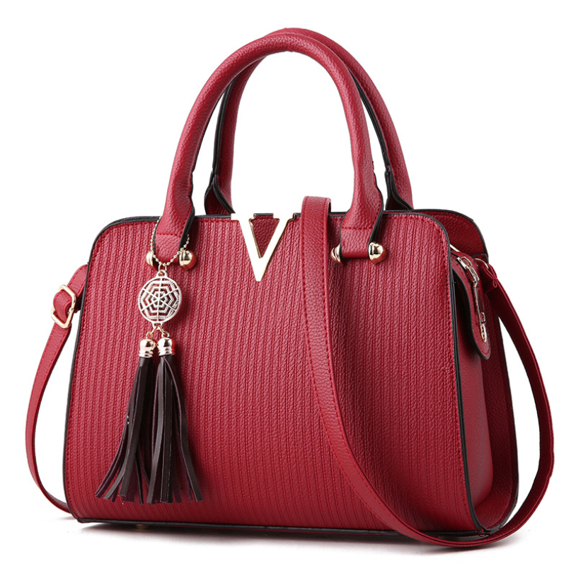 Women's Leather Handbags Fashion Handbags for Women Ladies Bags Satchel Tote Bag Shoulder Bags
