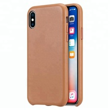 Fashion Ultra-thin Soft leather Mobile Cover For Iphone X 8 7 6 6s Plus Leather Phone Case