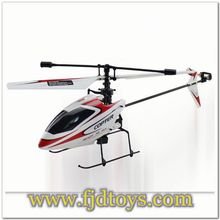 WL Single propeller rc helicopter with led screen