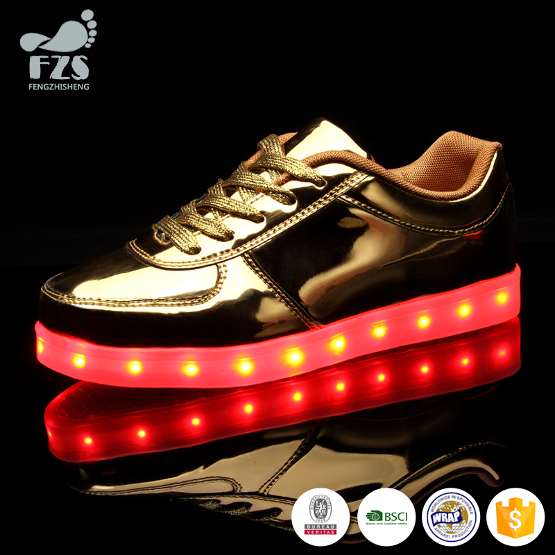 YLS-T061 New model led light women shoes thailand