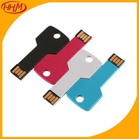Hot-selling Promotional 4GB car key shape usb flash drive with Customized free logo printing