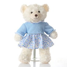 wholesale 2017 valentines/birthday Lovely gift Soft plush toy Teddy bear gift plush toy
