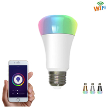 Frankever Color changing E27 7w smart RGBW wifi LED bulb