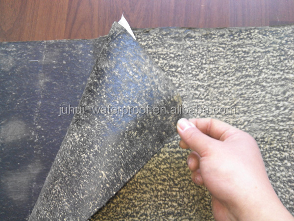 waterproof felt paper for roof underlayment