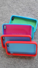 new trendy maze plastic pc tpu case for iphone 5