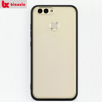 Newest design fashion korean shockproof portable skin leather mobile phone case for Nova2