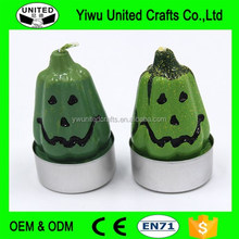 High Quality Halloween Candle Terror Skeleton Shape Candles