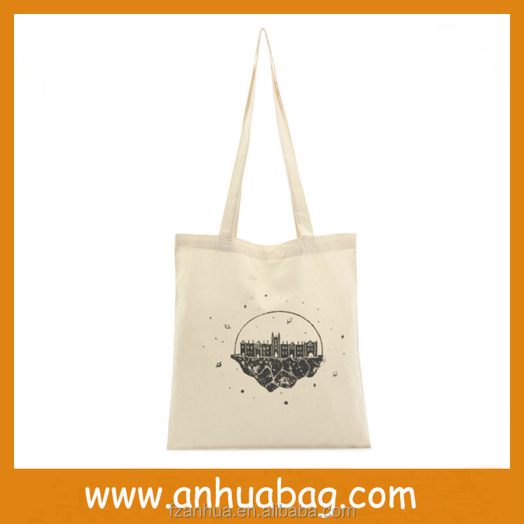 wholesale Cheap Foldable Recyclable Custom Shopping Cotton Bag