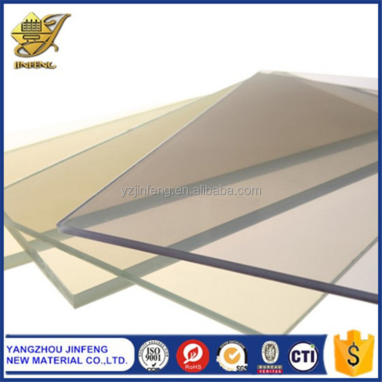 Transparent PVC Film Sheets for Photobook