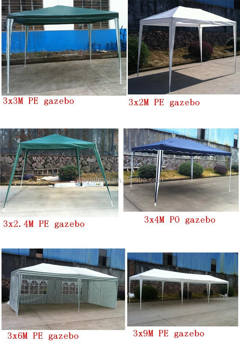 commercial gazebo tent 6x3 for sale