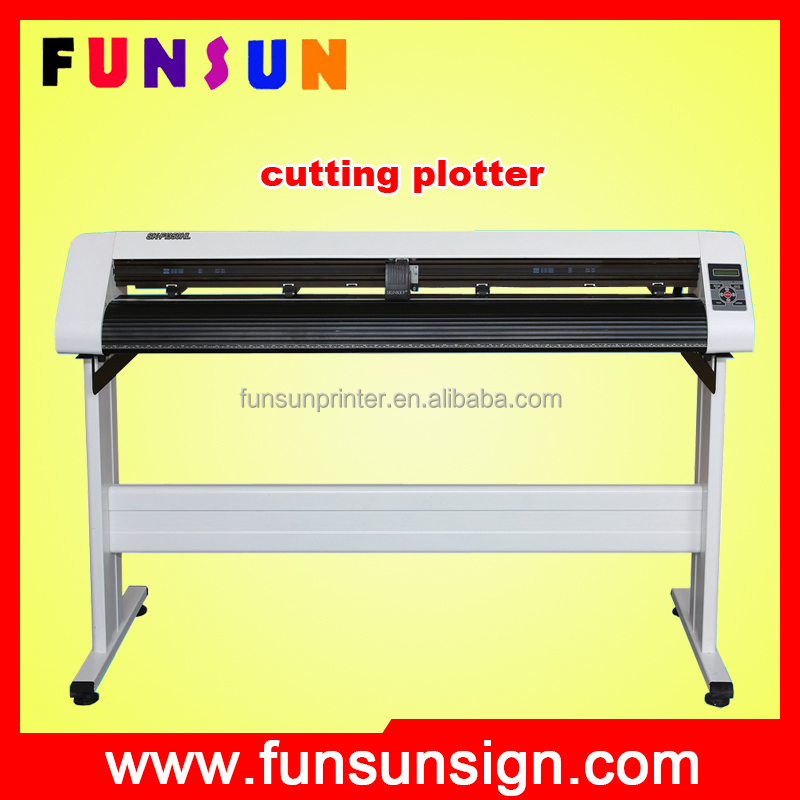 high quality 0.8m small size JC-850H cutting plotter ,high quality