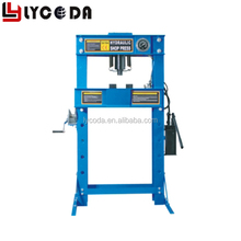 2017 cheap price CE Gauge shop press 50ton hydraulic shop press for sale