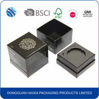 High end decorative cosmetic packaging display box for gift