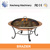 Anhui Factory Customer Favorite Pattern Charcoal Fire Pit for Outdoor Heating