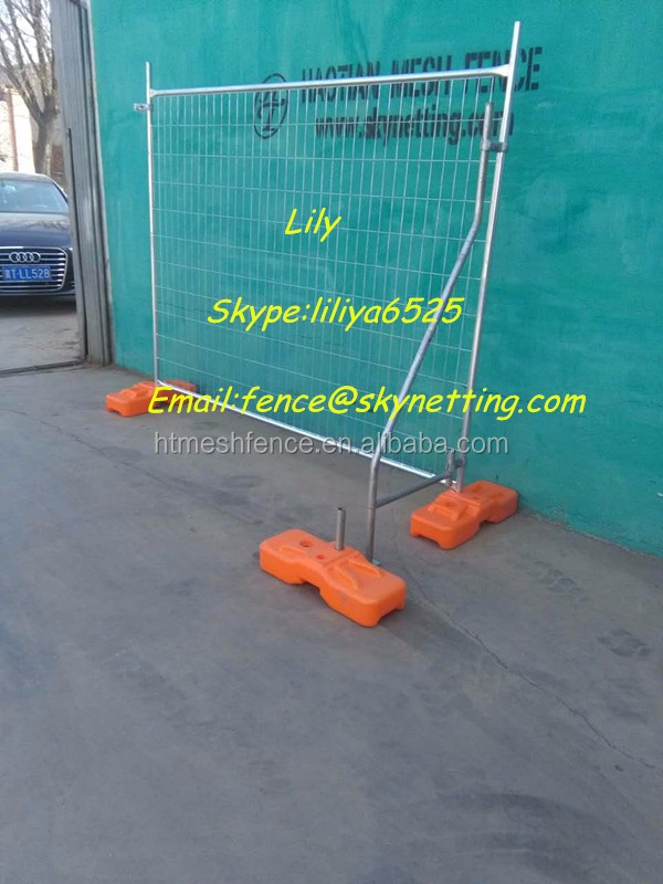 2016 Hot sale !Anti-climb heavy duty temporary fencing panel (Australian Standards)