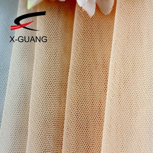 Fancy 100% Nylon Power Tulle Fabric For Tutus
