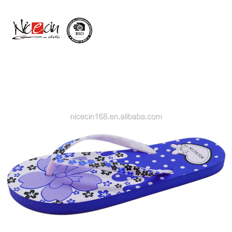 High quality and cheap summer bubble flip flop