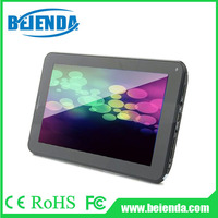 7inch android 3g tablet pc Allwinner A23 dual core processor android 4.4 kitkat 4G 512MB support 2G phone calling dual camera