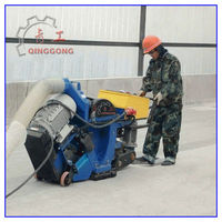 QGLM Series Pavement Cleaning/Shot Blasting Machine