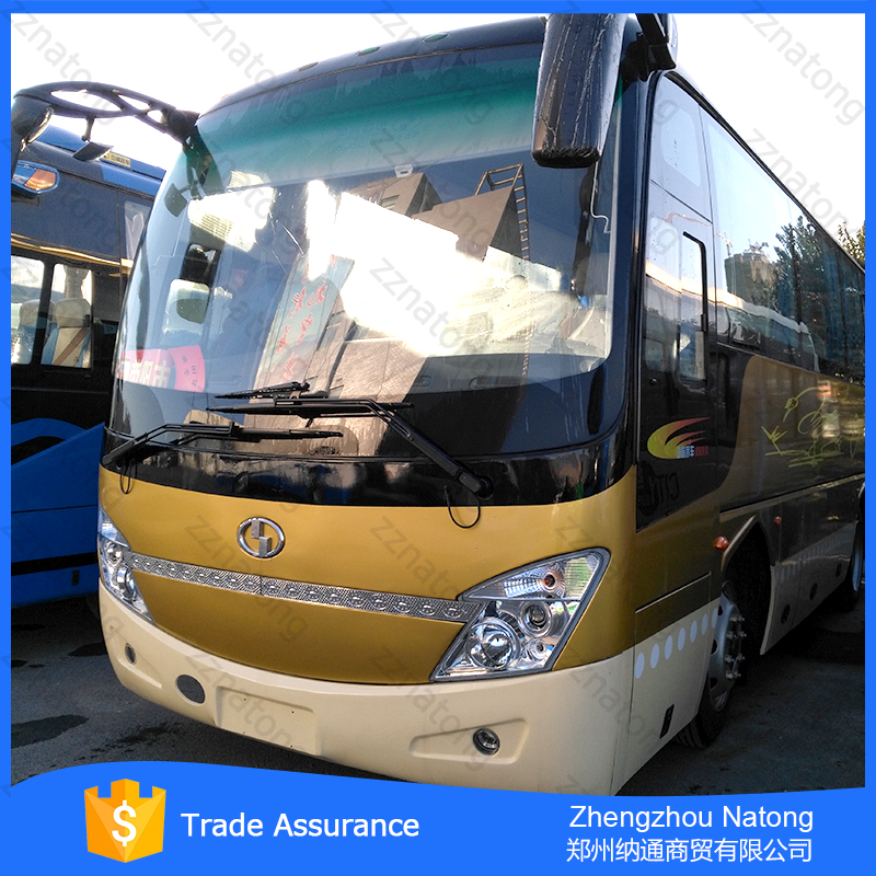 City bus 8.5 m Shaolin 40 seater bus for sale