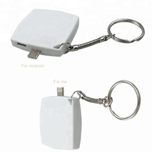 hot products new promotional gift consumer electronics travel power bank 600mah, portable charger