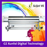 Perfect!!! DX5 Tarpaulin Printer Price SJ-2600VE (with 1.8M Printing width, 1440DPI)