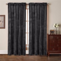 Different Models of european style living room curtains with high quality