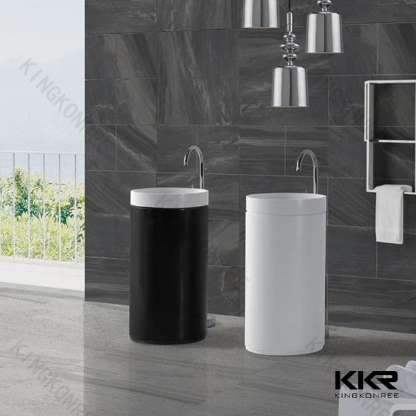 Pedestal bathroom wash basin with mirror buy pedestal for Wash basin mirror price