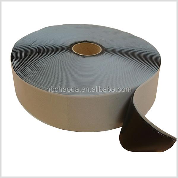 Sheet Metal Tape : Double side butyl rubber sealing tape for metal sheet
