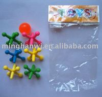 Chinese jax ball for kids small toys
