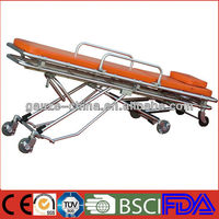 qualified strong and professional first aid stretcher for ambulance