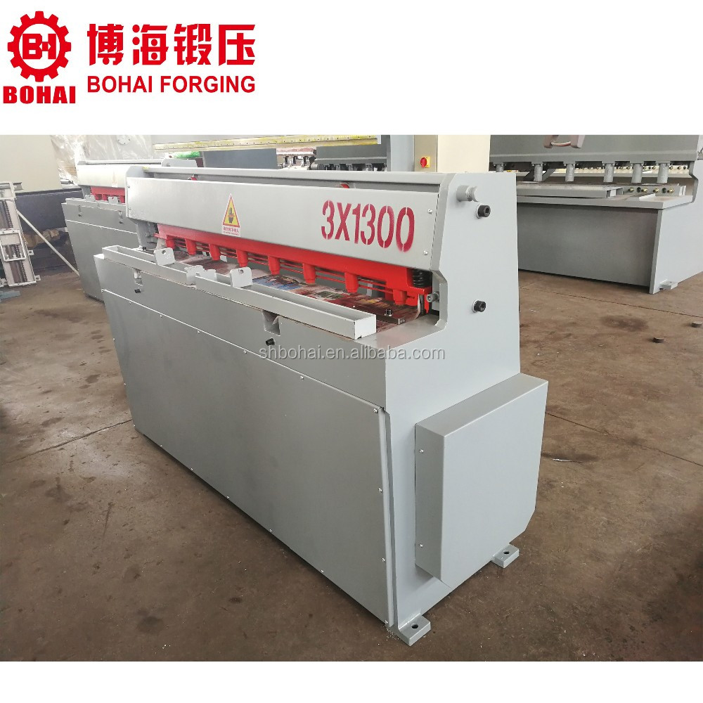 Brand new BOHAI electrical metal <strong>cutting</strong> <strong>machinery</strong> with high quality for small metal workshop