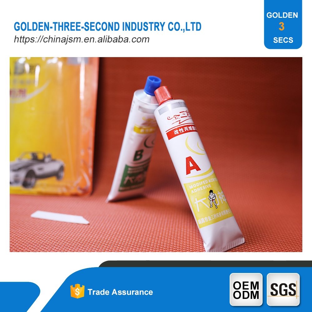 Cyanoacrylate acrylic adhesive super glue,heat-resistant silicone glue sealant,epoxy resin ab glue