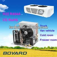 Boyard Refrigeration Condensing Unit for Australia, Malaysia, Singapore, Sri Lanka 0.75HP small refrigeration unit for cold room