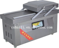 Cheap price DZ600 Double Chamber Vacuum Packaging Machine for food,fruits,vegetables,meat,tofu
