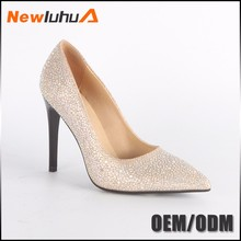 Factory price cheap wholesale shoes lady fashion