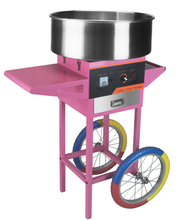 Hot Sale Commercial Marshmallow Making machine Cotton Candy Machine Used with Sugar
