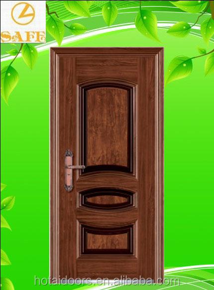 Hotai Doors 2015 Cheap Price House Front Door Design Paint Colors Exterior Door Styles Fire