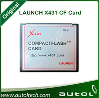 Original Launch CF Card for X431 Super Scanner GX3 Master Memory Card