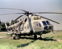 Mi-8MTV1 1992 year helicopter
