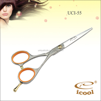 UCI-60 hot sale normal silver hair scissors
