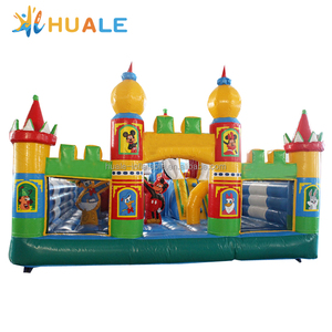 Popular lovely bouncer castle/ cartoon theme inflatable jumping castle